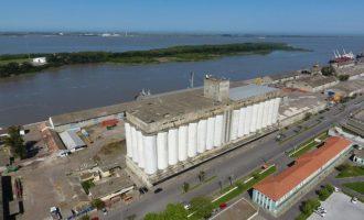 Terminal de embarque de arroz inicia operação no porto do Rio Grande com exportação para a Costa Rica
