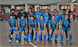 REPRESENTANDO PELOTAS  : Mesmo sem patrocinadores na pandemia, Cristal Futsal mostra força na Copa RS