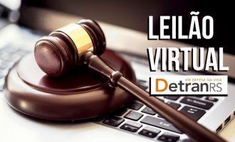 DETRAN  : Leilão virtual de veículos e sucatas