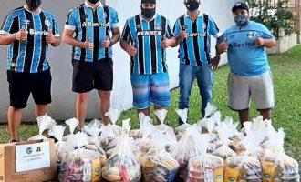 """SOLIDARIEDADE  : Grupo """"Imortais de Pelotas""""  lança campanha do agasalho"""