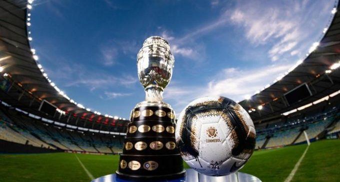 FUTEBOL : A pouco emérita Copa América