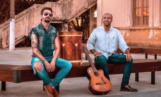 """MÚSICA : Duo """"Ala B"""" divulga  a nova composição"""