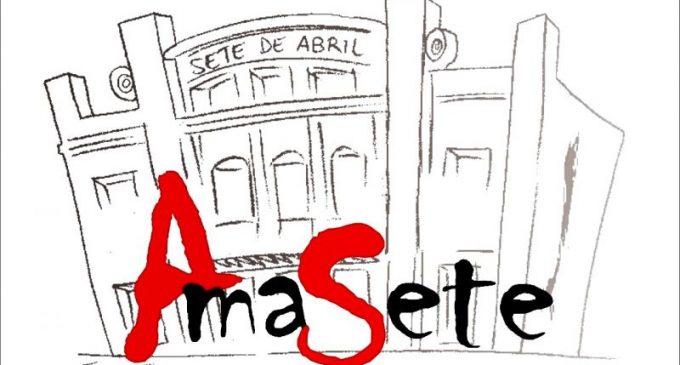 APOIO PARA ARTISTAS : AmaSete comemora 9 anos  com mostra cultural virtual