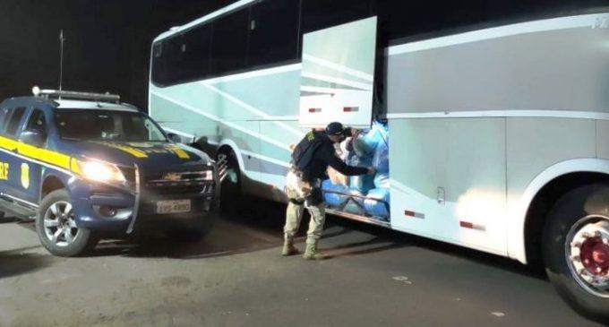 POLÍCIA RODOVIÁRIA :  Jogador de futebol é preso  por participar de sequestro
