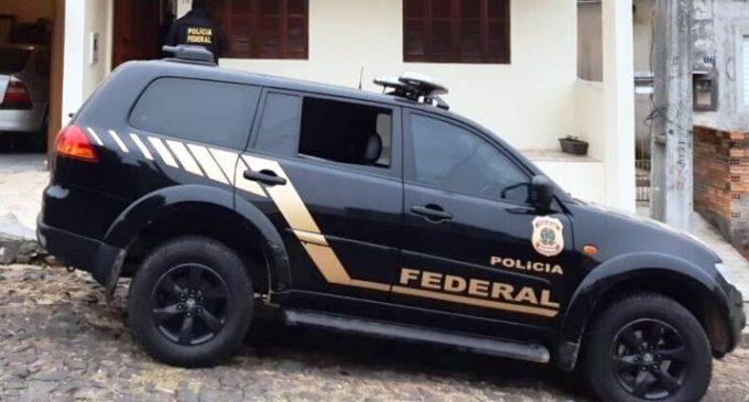 POLÍCIA FEDERAL : Traficante é flagrado com  crack e cocaína na região