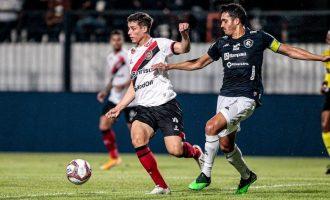 Xavante segue sem fazer gols na Série B do Brasileiro e enfrentará o Vasco no próximo sábado