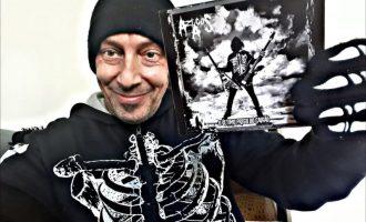 MÚSICA :  Som pesado no primeiro  disco solo de Marivan