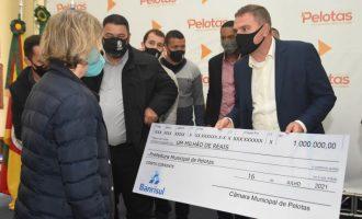 Câmara Municipal devolve  R$ 1 milhão para Prefeitura