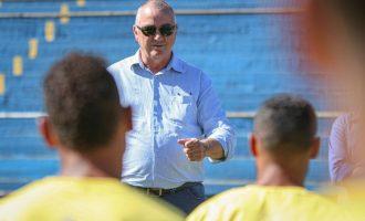 PELOTAS :  Gilmar Schneider comenta parceria que permite ao Pelotas competir