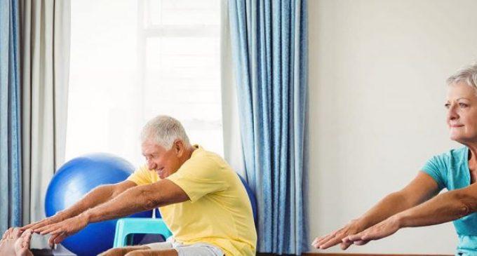 ESTUDO DA UFPEL : Atividade física reduz o risco para demência em idosos