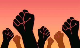 LEVANTE CONTRA O RACISMO : Sábado às 10h20min no largo do Mercado, manifestação antirracista
