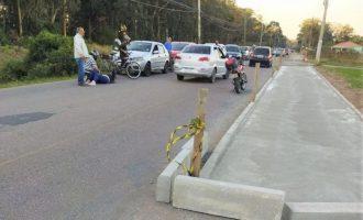 Vereadores irão questionar secretários sobre obra na Ildefonso Simões Lopes