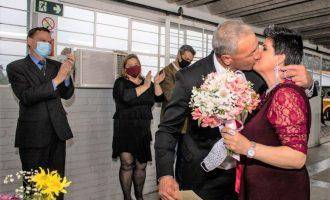 Apac de Pelotas realiza primeiro casamento