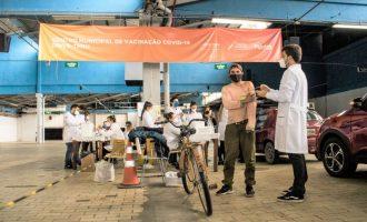 Divulgadas datas para segunda dose da vacina em Pelotas