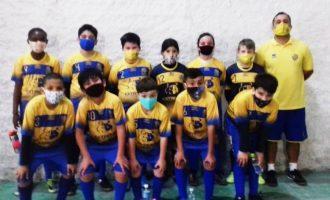 Escola de Futsal do Pelotas em nova casa