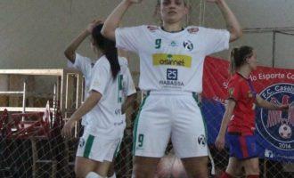 Goleadas no Futsal
