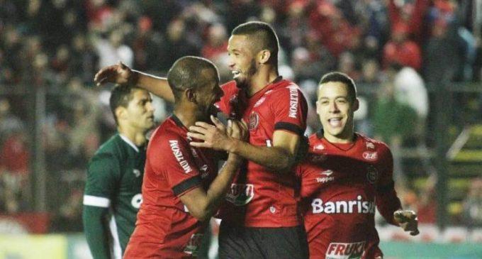 Brasil não perdeu para Goiás em Série B