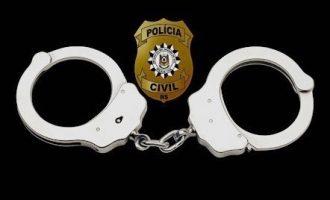 POLÍCIA CIVIL : Condenado a 18 anos  é preso no Navegantes