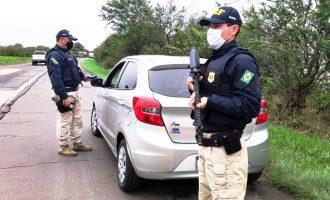POLÍCIA RODOVIÁRIA  : Operação Farroupilha reforça  o policiamento nas rodovias