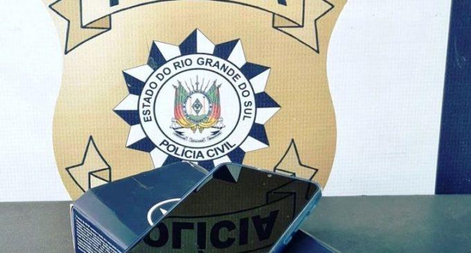 POLÍCIA CIVIL  : Homem é preso por receptação