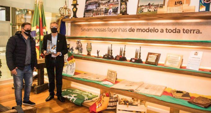 Rancho Farroupilha do Shopping Pelotas inicia programação