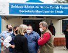 UBS Cohab Pestano é ampliada com recursos municipais e federais