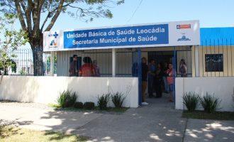 UBS Leocádia deixará de atender  síndromes gripais