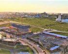 PARQUE UNA :  Prefeita formaliza cedência de terreno para o Legislativo