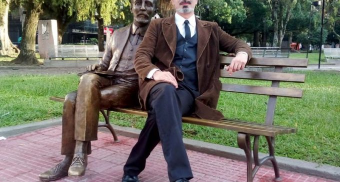 CINEMA : Filme sobre o escritor Simões  participa de festival na Europa