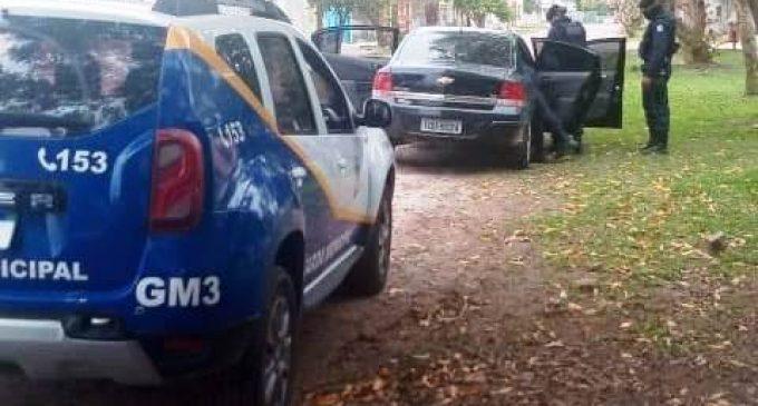 Guarda Municipal localiza veículo