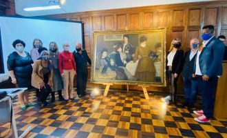 UFPel entrega mais uma obra restaurada pelo projeto Laboratório Aberto
